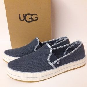 New UGG Bren Waves Loafers Size 8